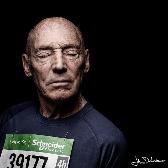 Pierre Sablé - marathon de paris