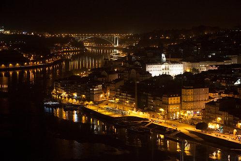 Porto de Nuit (80x120 cm)