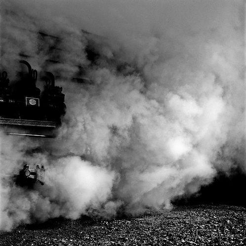 Smoke (100x100cm)