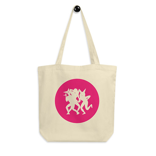 Local Talent Tote in Pink