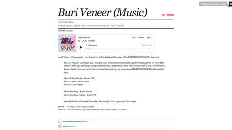Burl Veneer