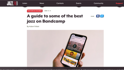 Jazz FM - best jazz on Bandcamp
