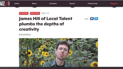 Jazz FM (interview)