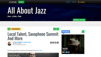 All About Jazz #2