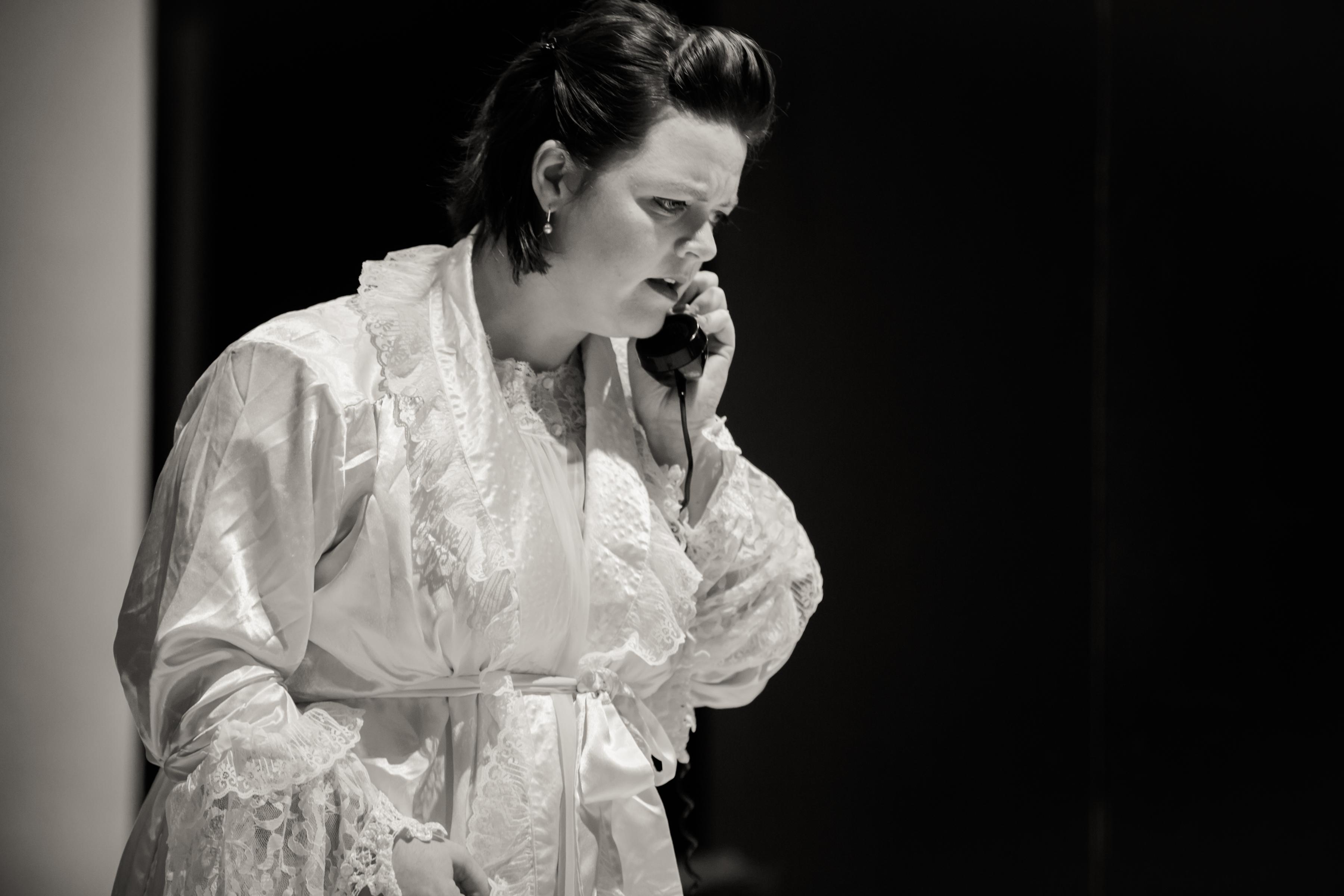 La Voix Humaine (Poulenc) 2013