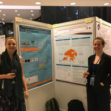 The iMEco lab attends the 9th ICMPE