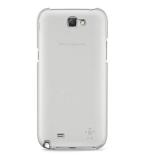 Belkin Shield Clear Case For Samsung Galaxy Note 2