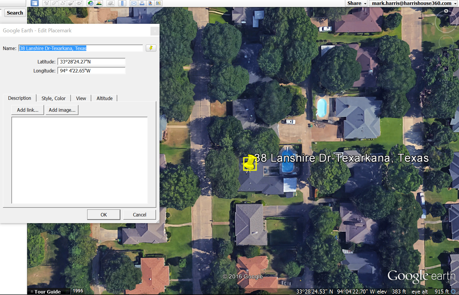 Create Google Earth Movies for your Listings - Part 2