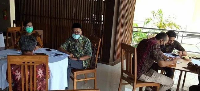 STP Mataram Uji Kompetensi 16 Dosen