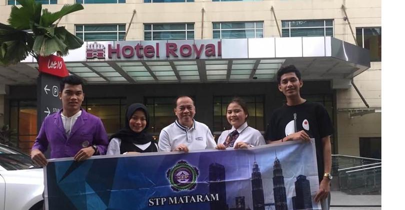 internship Hotel Royal, Kuala Lumpur, Malaysia