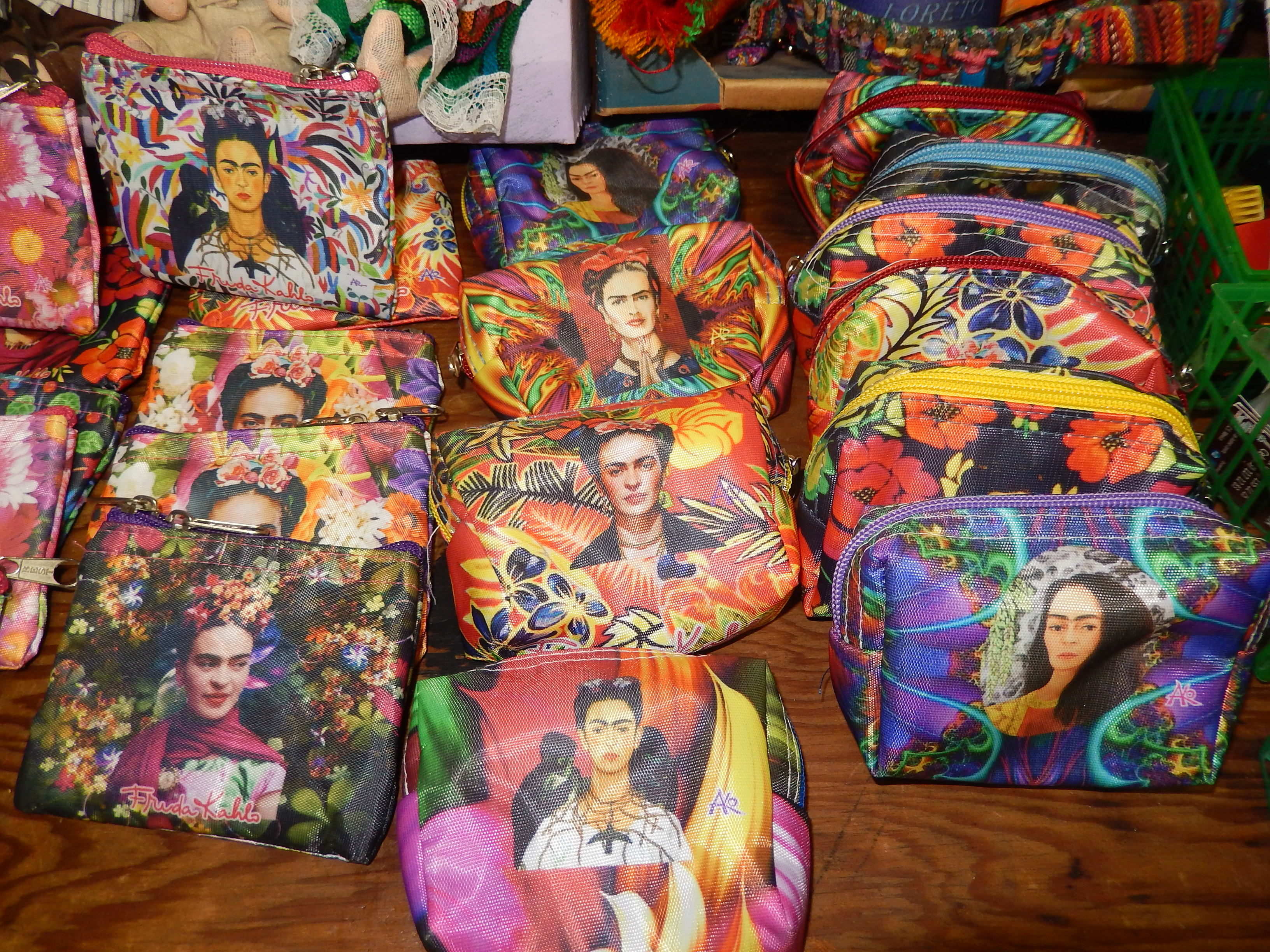Frida coin purses