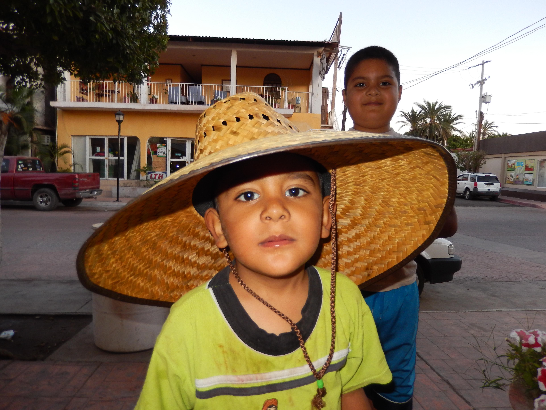 sombrero model