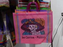 Catrina recycled plastic bag