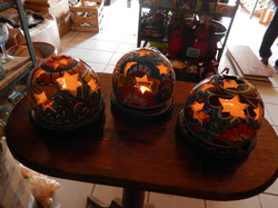 Luminares - candle lit