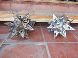 small stars - 2 metal types
