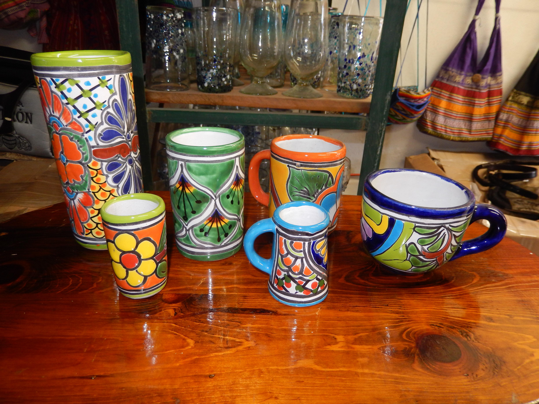 Glassware, Coffee Mugs, Shot Glasses