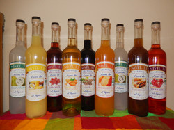 Nivel 33 - Flavored Tequilas