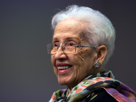 Tribute to Katherine Johnson