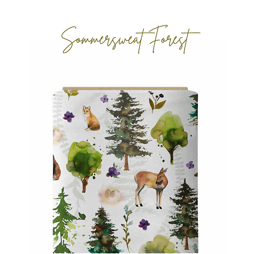 Sommersweat Forest friends