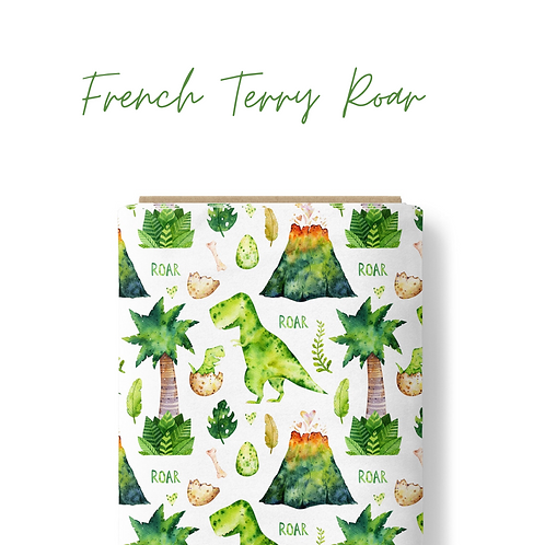 French Terry Roar