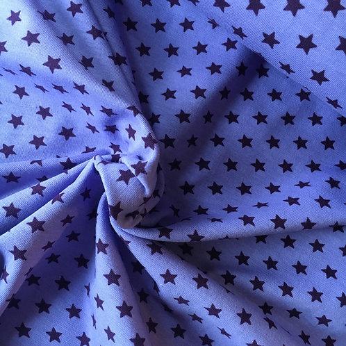 Bw-Jersey Sterne