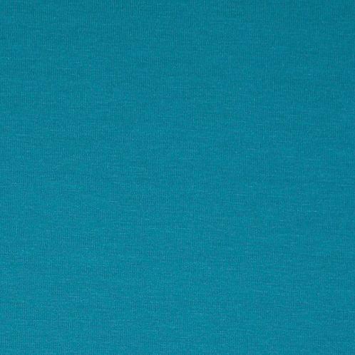 Bw-Jersey Aqua meliert