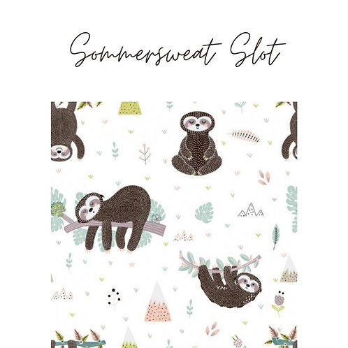 Sommersweat Sloth
