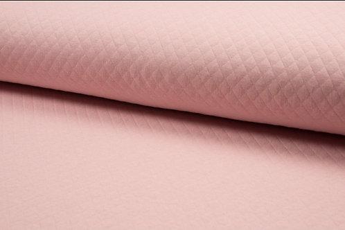 Steppstoff Baumwolle Rosa
