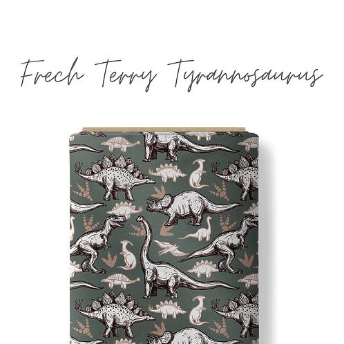 French Terry Tyrannosaurus