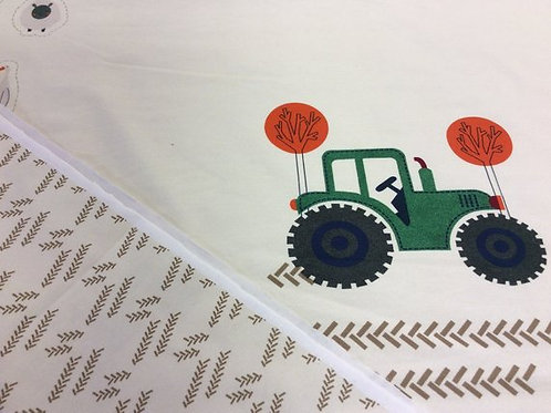 Bw-Jersey Panel Traktor