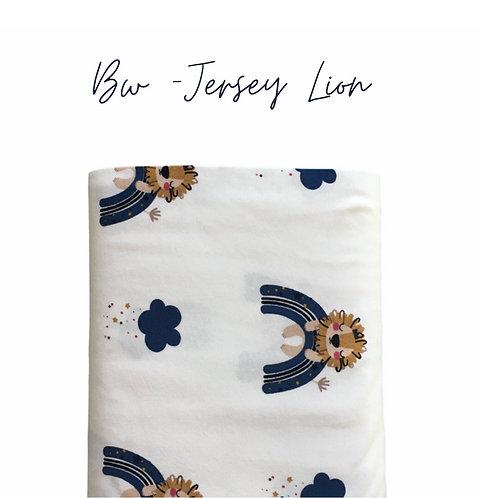 Bw-Jersey Lion