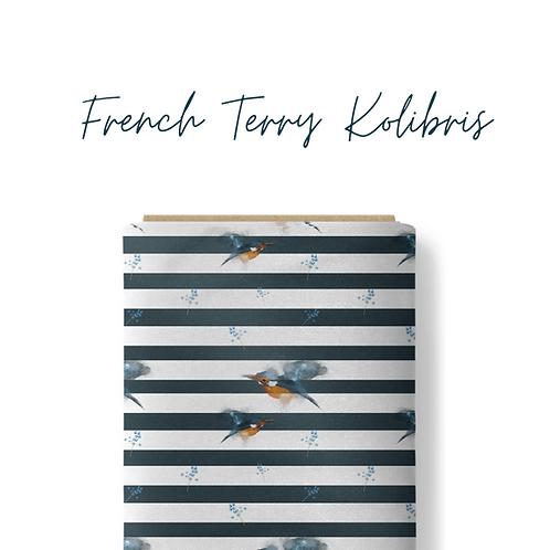 French Terry Kolibris