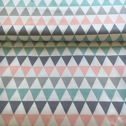 Dekostoff-Dreieck