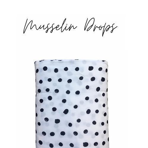 Musselin Drops
