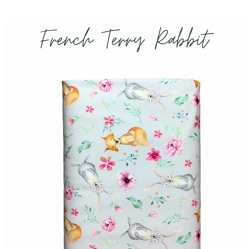 French Terry Rabbit
