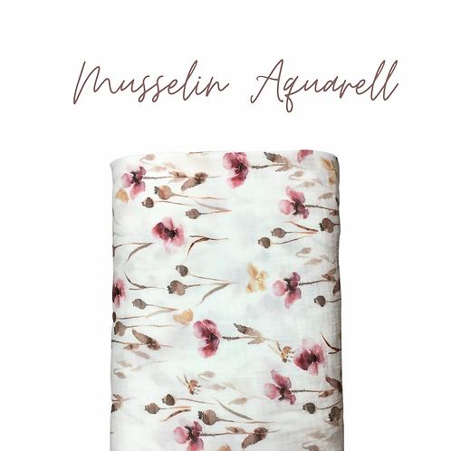 Musselin Aquarell