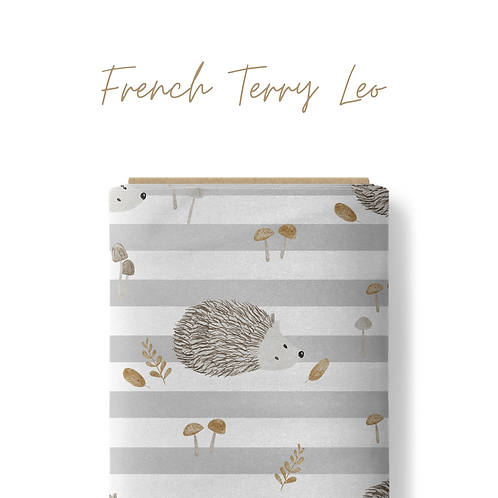 French Terry Leo