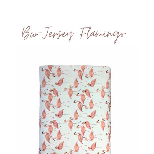 Bw-Jersey Flamingo