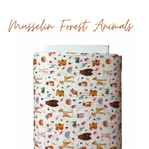 Musselin Forest Animals