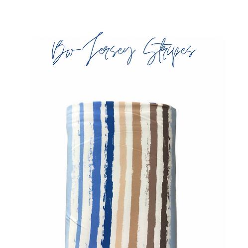 Bw-Jersey Stripes
