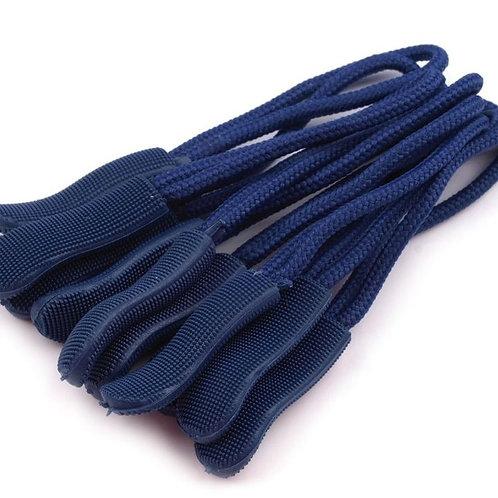 Reissverschluss Anhänger Dunkel Blau