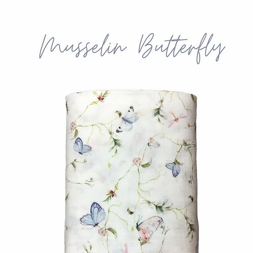 Musselin Butterfly