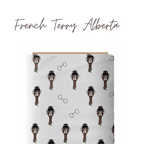 French Terry Alberta