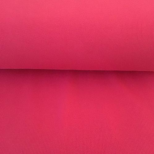 Ripp Bündchen Pink