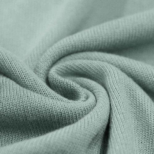 Strickstoff, Baumwolle Meer Grün