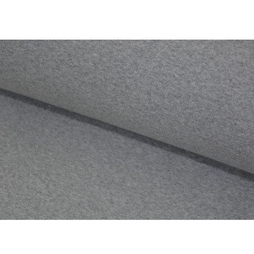 Feinstrick-Bündchen grau