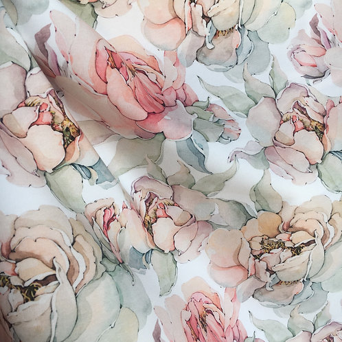 Sommersweat Blumen