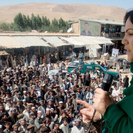The Afghan Woman Politician Negotiating Peace With The Taliban: Interview With Fawzia Koofi - Part 2