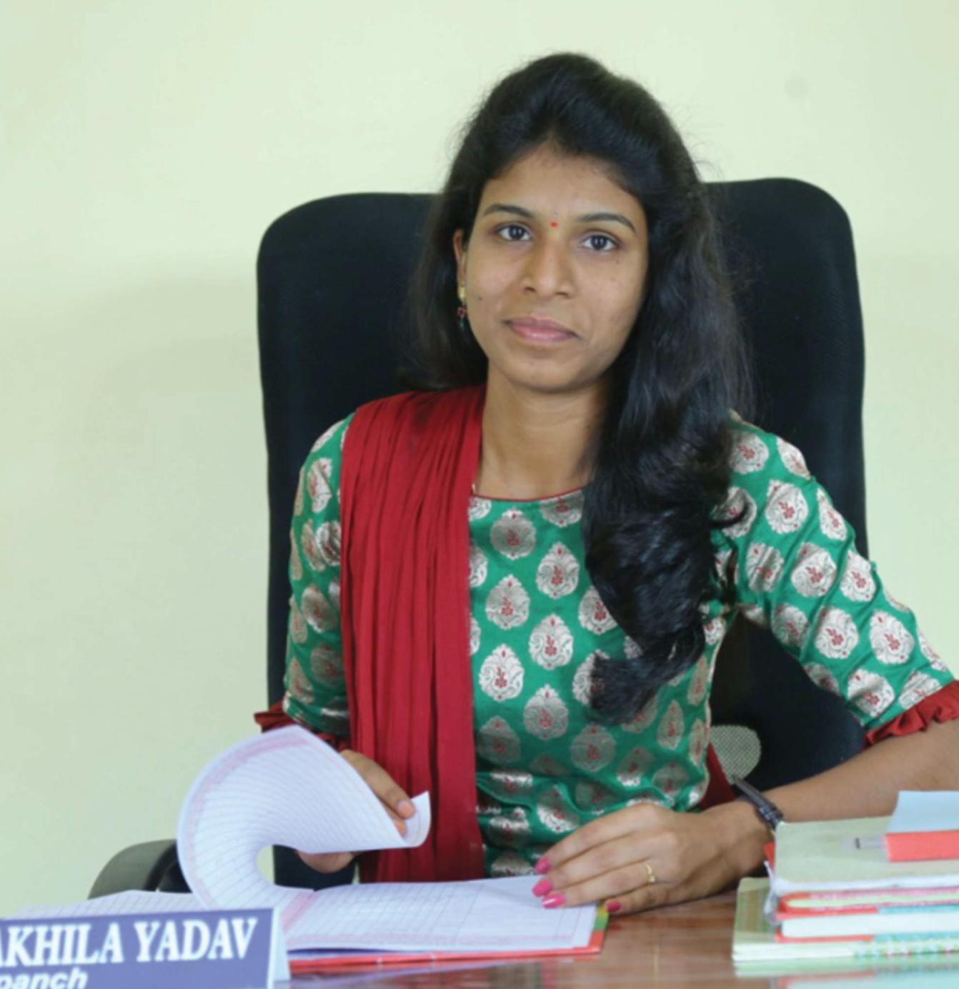 Akhila Yadav