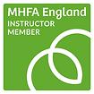 MHFA Instructor Member Badge_Greensmall.
